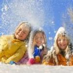 Fai risate di neve!