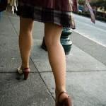 Io cammino, tu cammini, egli…
